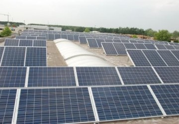 Zonnepanelen zonnepaneel installatie Soloya