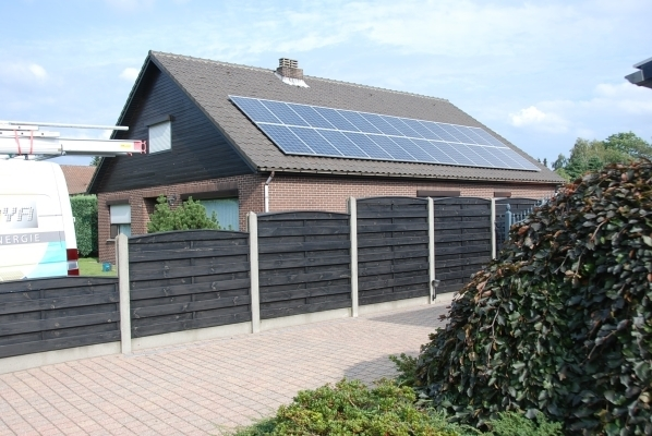 Zonnepanelen REC Lommel