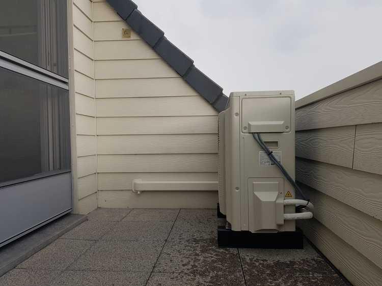 Realisatie Daikin Classic single split airco warmtepomp luchtlucht bestaande te Lommel