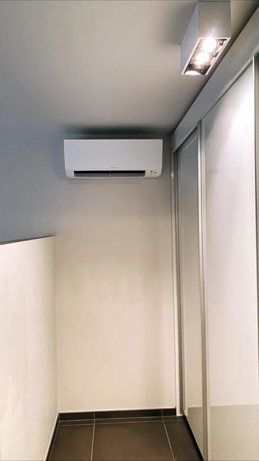 Realisatie Daikin Perfera + Comfora multisplit + single split aircowarmtepomp te Balen