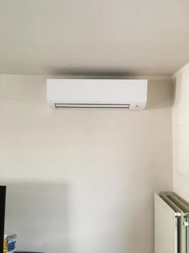 Realisatie Daikin Perfera multisplit aircowarmtepomp te Stevoort